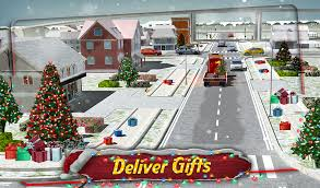 deliver presents santa christmas gift delivery android apps on play
