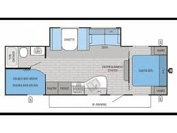 Jayco Travel Trailers Floor Plans by 2017 Jayco Jay Flight Slx 267bhsw Davenport Ia Rvtrader Com