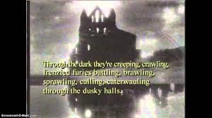 Jack Prelutsky Halloween Poems The Haunted By Jack Prelutsky Youtube