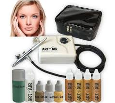 best professional airbrush makeup system the 7 best airbrush makeup kit reviews 2018 professional results