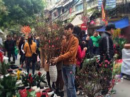 Flower Garden Hanoi by Hang Luoc Flower Market In Hanoi U0027s Old Quarter U2013 Vietnam Breaking News