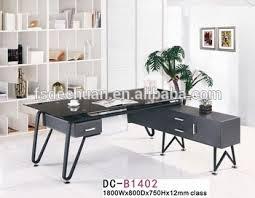 table de travail bureau moderne directeur bureau table de travail bureau design buy