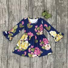 aliexpress com buy baby girls fall dress clothing children