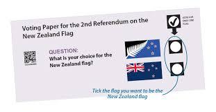New Zeland Flag Referendum Two March 2016 Electoral Commission