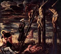 the crucifixion of jesus in excruciating detail loving the word