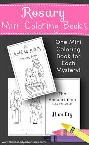 free rosaries rosary coloring book for catholic families coloring books child