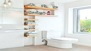 Towel Storage In Bathroom Bathroom Towel Storage Shelves How To Install A Bathroom Towel