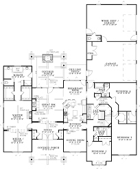 Bungalow Style House Plans Plan 12 1126 12 Bedroom House Plans