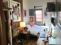 tiny brooklyn bedroom