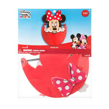 buy the disney family crafts foam visor kit mickey mouse at michaels
