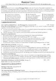 How To List Real Estate License On Resume Mortgage Broker Resume Mortgage Broker Sample Resume Mortgage