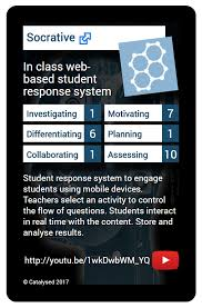 class response system tech trumps friday focus socrative in class web based student