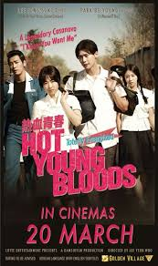 film omnibus adalah hot young bloods this movie was silly made me lol and made me
