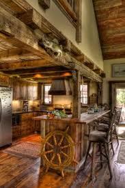 Western Style Kitchen Cabinets Rustic Kitchen Design Ideas Western Kitchen Westerns And Kitchens