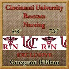 custom grosgrain ribbon of cincinnatie center rn nursing custom grosgrain