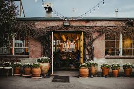 wedding venues in denver vibrant industrial denver wedding katelyn dirk green wedding