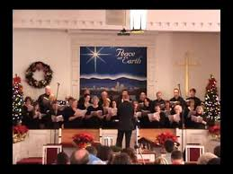 one small child by the mountain view sanctuary choir