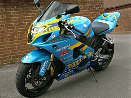 suzuki gsxr 750 k5 rizla replica in lymington hampshire gumtree