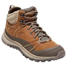 keen womens boots uk keen terradora leather mid wp winter boots s free uk