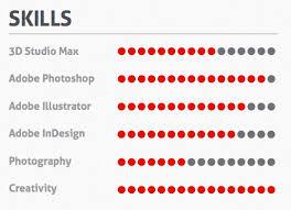 What Is A Visual Resume When U0026 How To Make A Creative Resume U2013 Depaul University Career