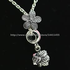 pandora bead charm necklace images Charm necklace silver charm necklace pandora jpg