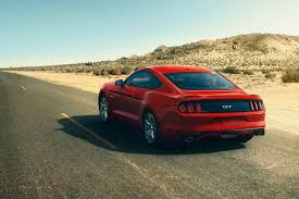2017 ford mustang sports car exhilaration ford ca