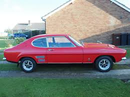 Ford Capri 1971 1970 Ford Capri Mk1 Being Auctioned At Barons Auctions