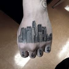 los angeles arm decorate tattoos design idea for and