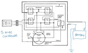 warn winch wiring diagram solenoid warn wiring diagrams collection