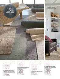 Pottery Barn Zig Zag Rug by Pottery Barn Spring 2017 D2 Page 112 113
