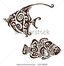 tribal fish stock images royalty free images vectors