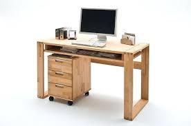 bureau massif moderne bureau bois massif moderne finest bureau en with bureau massif