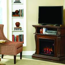 White Electric Fireplace With Bookcase Corner Fireplace Design Ideas For Living Room Faaam