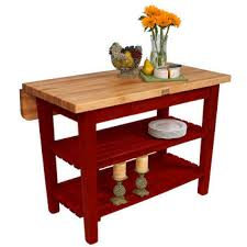 Kitchen Carts Kitchen Islands Work Tables And Butcher Blocks - Kitchen cart table