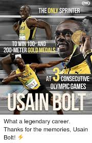 U Win Meme - fox the only sprinter to win 100 and 200 metergold meda at u