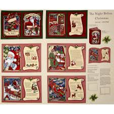 christmas night before christmas soft book 32 in panel multi