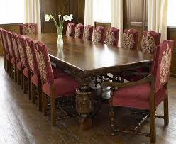 dining room tables that seat 16 dining table seats 16 dining room ideas