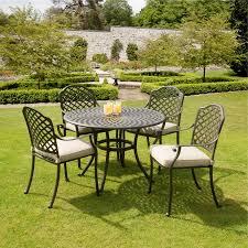 Aluminium Patio Table Patio Dining Sets Furniture Sets Garden Seating