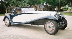 bugatti royale the bugatti revue 13 4 a royale replica