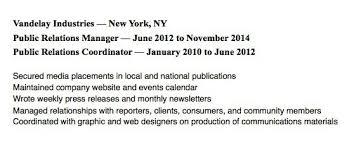Resume Promotion Resume Format For Promotion Resume Format