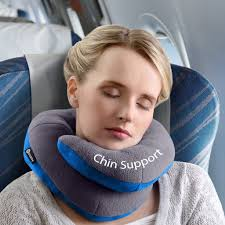 best travel pillow images Bcozzy chin supporting travel pillow best travel pillows on jpg