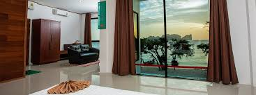 paradise resort phi phi long beach hotel phi phi island
