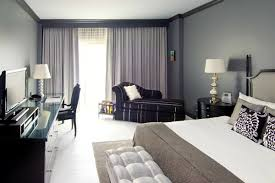 Modern White And Silver Bedroom Apartments Fascinating Black And Silver Bedroom Decorating Ideas