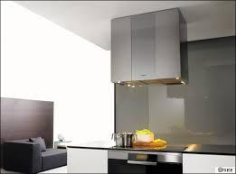 les hottes de cuisine les hottes de cuisine cuisine darty bleu avec hotte design crdence