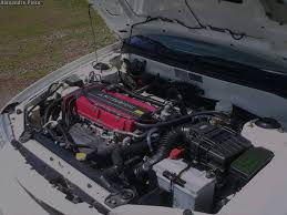 evolution mitsubishi engine mitsubishi lancer evolution vi rs 2 youtube