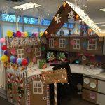Christmas Office Theme Decoration Ideas Holiday Decorating Tierra