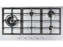 Gas Cooktop 90cm Franke Designer 90 Gas Cooktop Stainless Steel From Reece