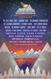winterwonder grass tahoe festival squaw valley ski resort