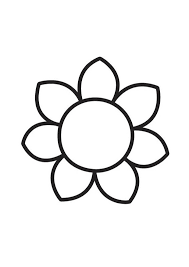 Small Flower Coloring Pages Murderthestout Small Coloring Pages