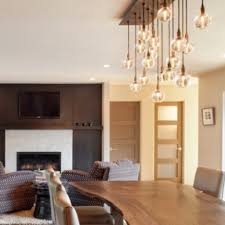 imposing decoration hanging dining room light inspiring design